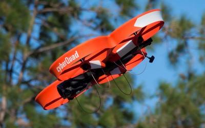 澳大利亚四翼无人侦察机 无人侦查飞机