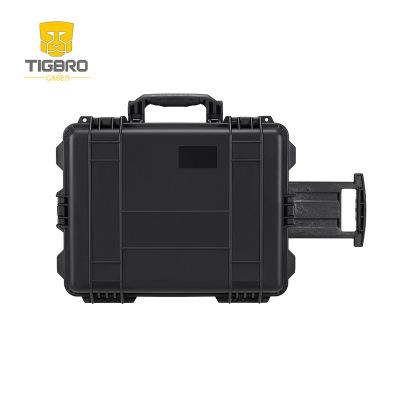 高品质防水防潮防震仪表箱 无人机安全带拉杆防护箱