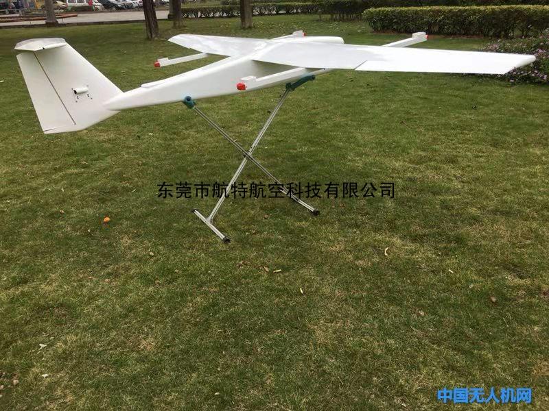 测绘专用固定翼无人机, 全复合材料无人机, 碳纤维无人机机架