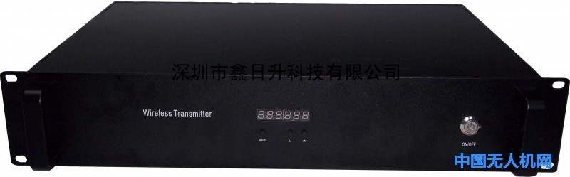 陕西无人机高清图传大功率中继图传H-610A厂家直销
