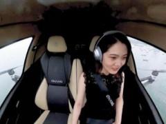 亿航216完成山东载人飞行演示,4名乘客体验海上空中游览